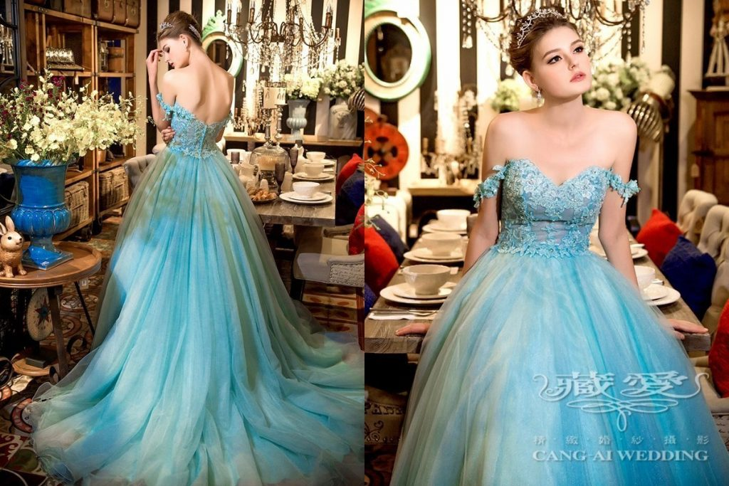 evening gown double 19