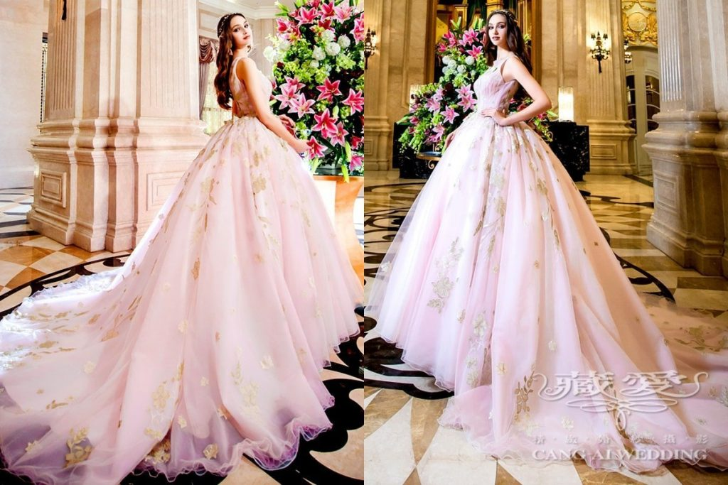 evening gown double 25