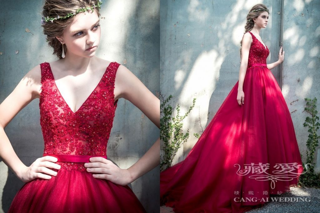 evening gown double 34