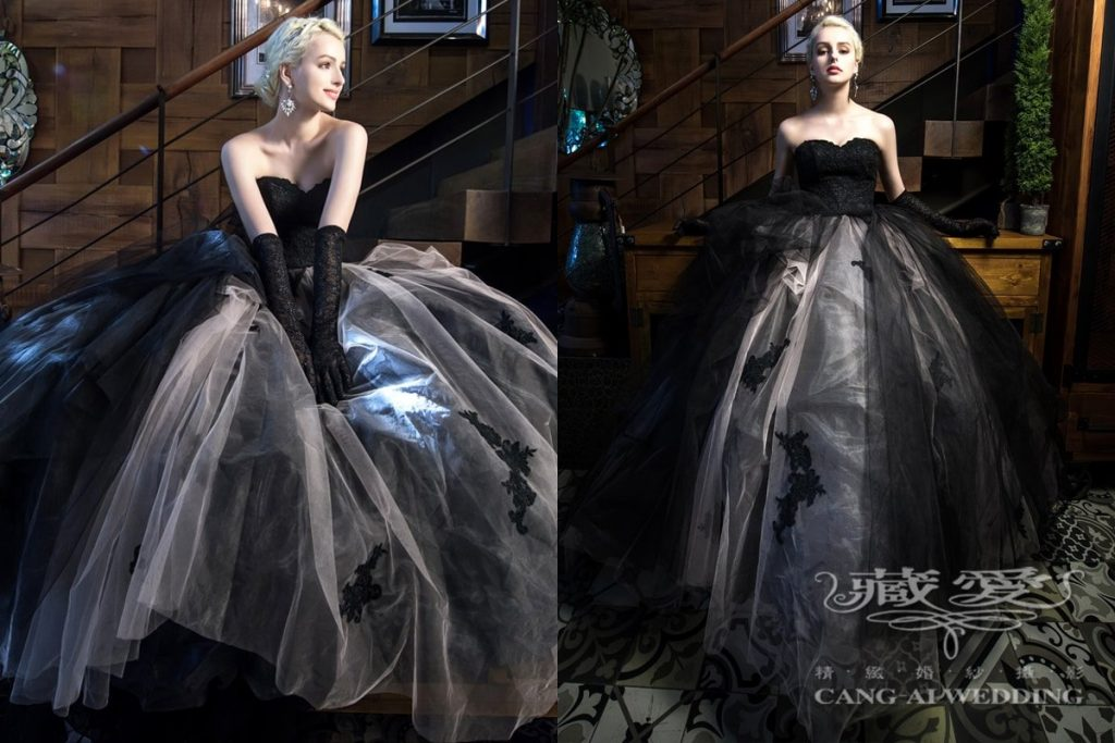 evening gown double 37