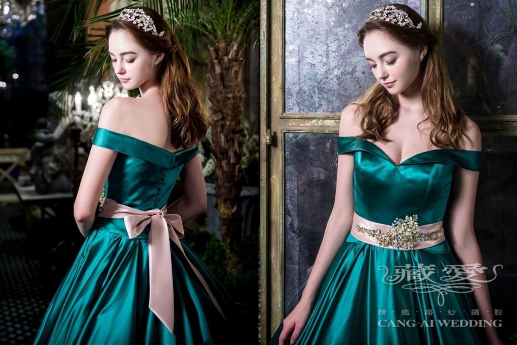evening gown double 39