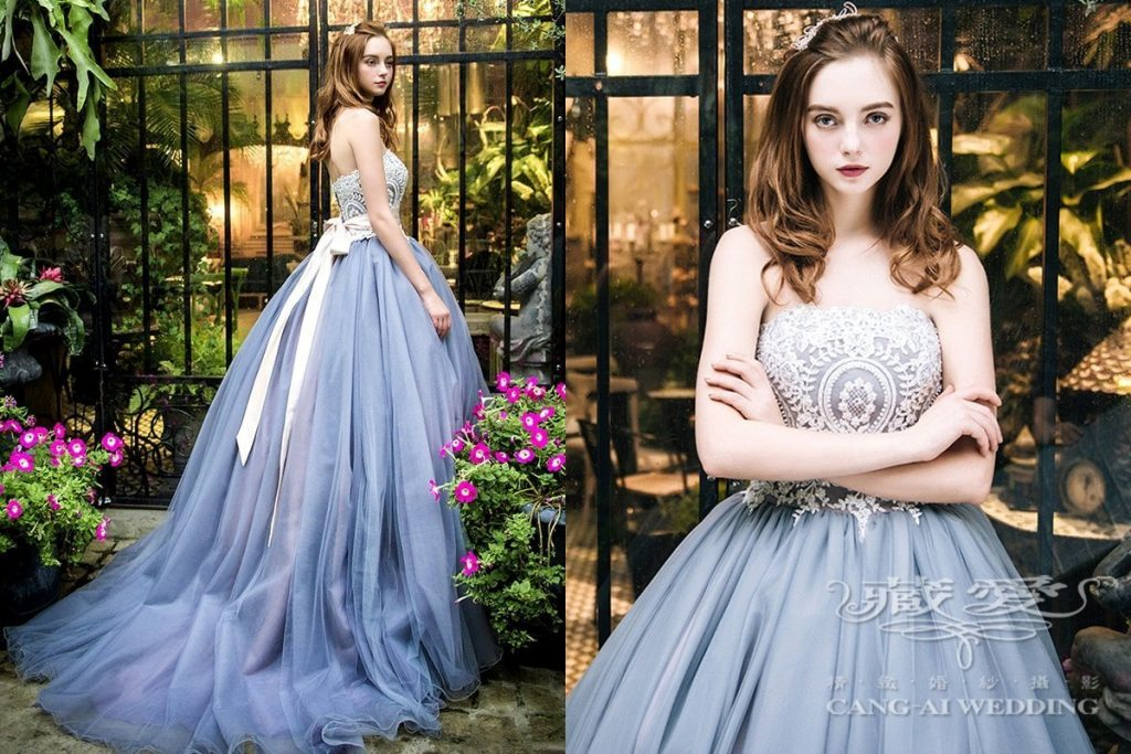 evening gown double 53