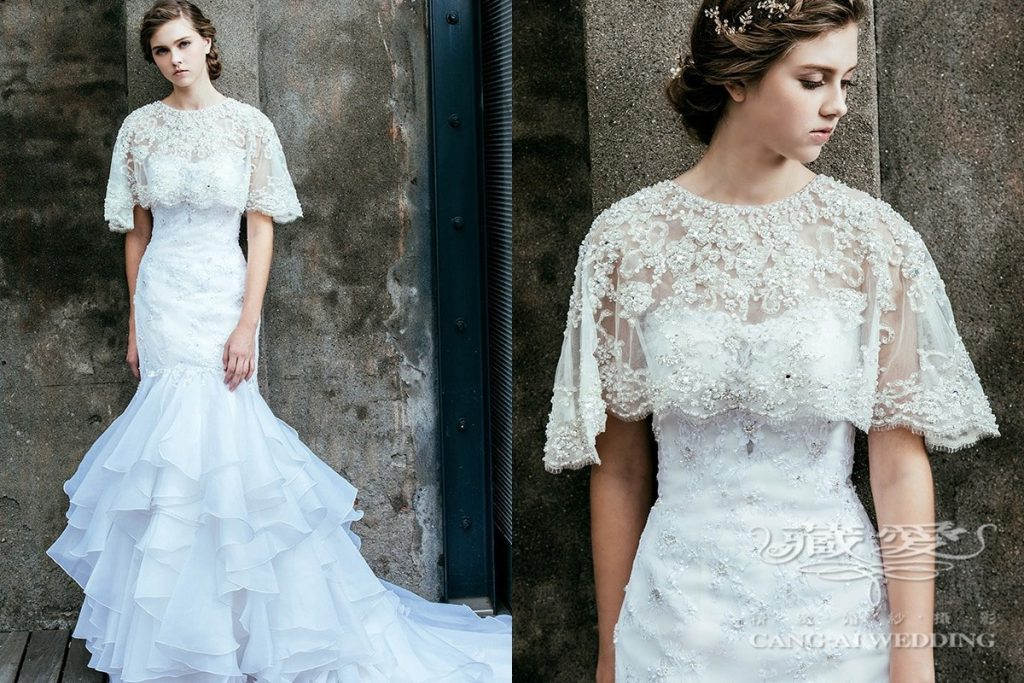 wedding gown double 10