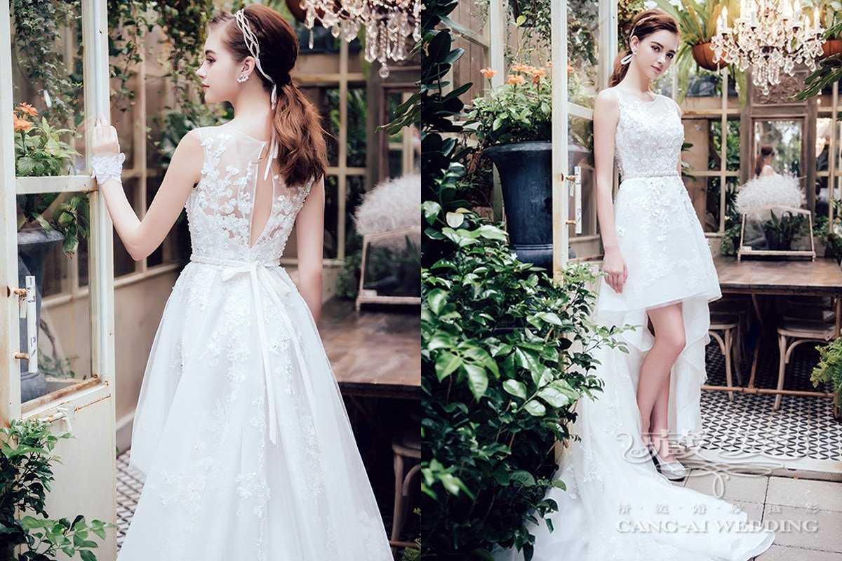 wedding gown double 16