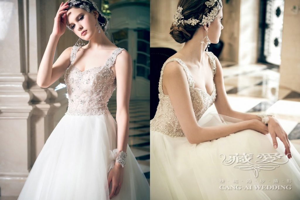 wedding gown double 17