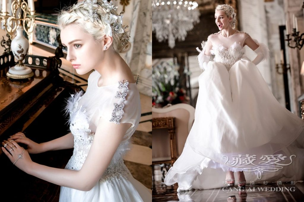 wedding gown double 2 1