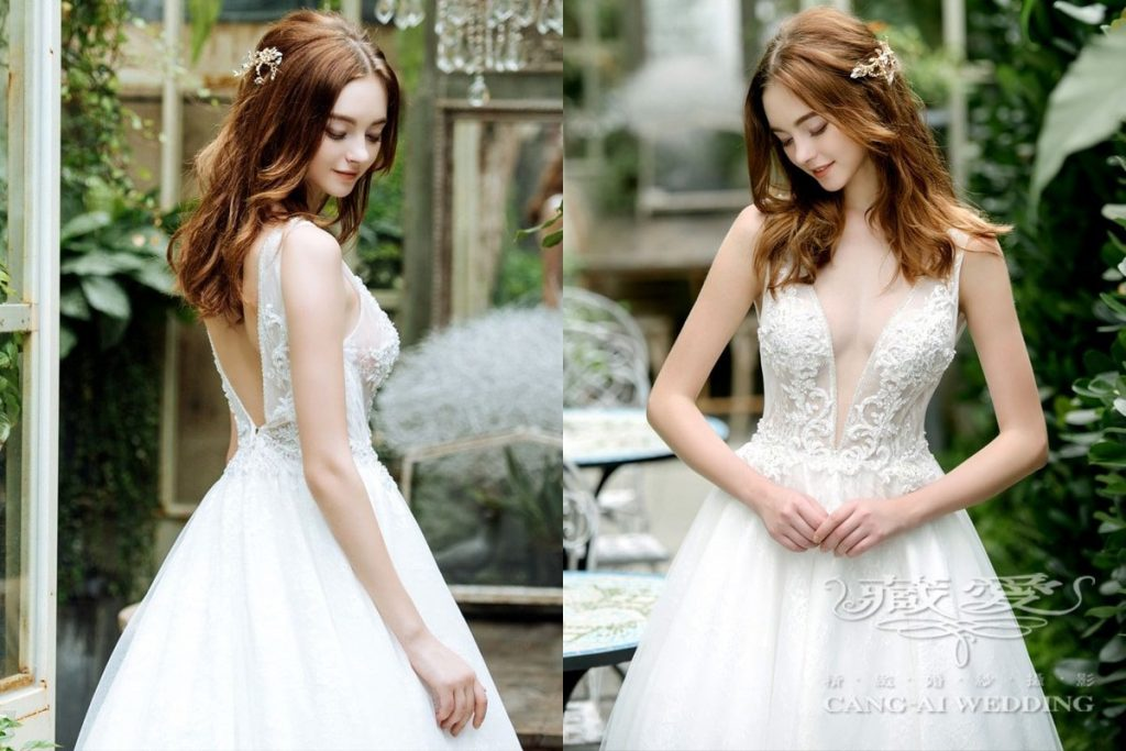 wedding gown double 21
