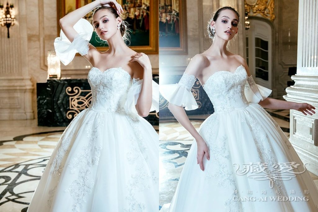 wedding gown double 26