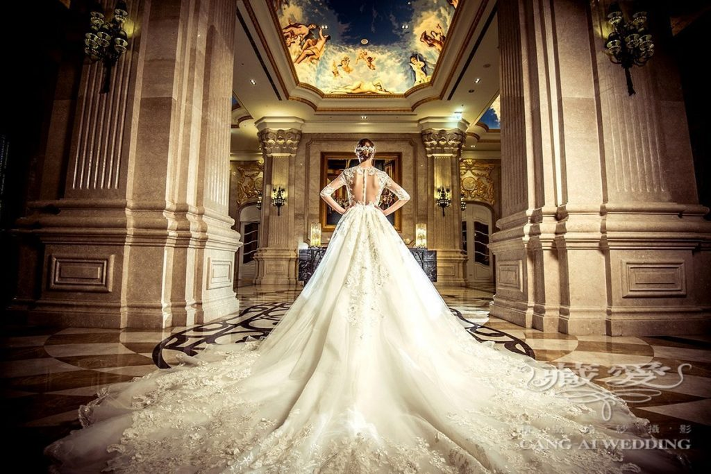 wedding gown double 28