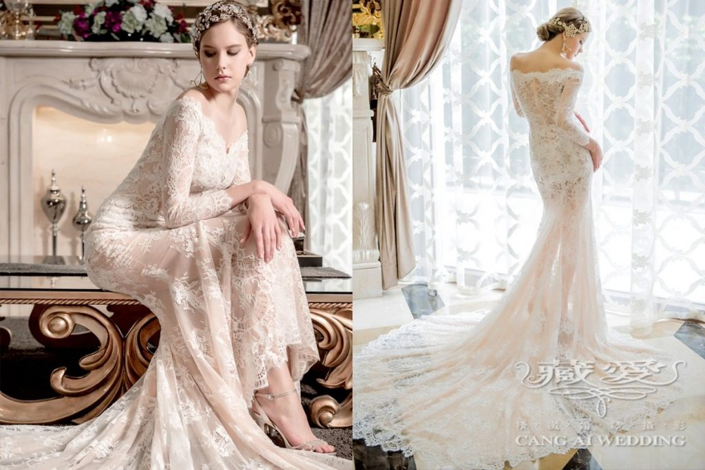 wedding gown double 3 1