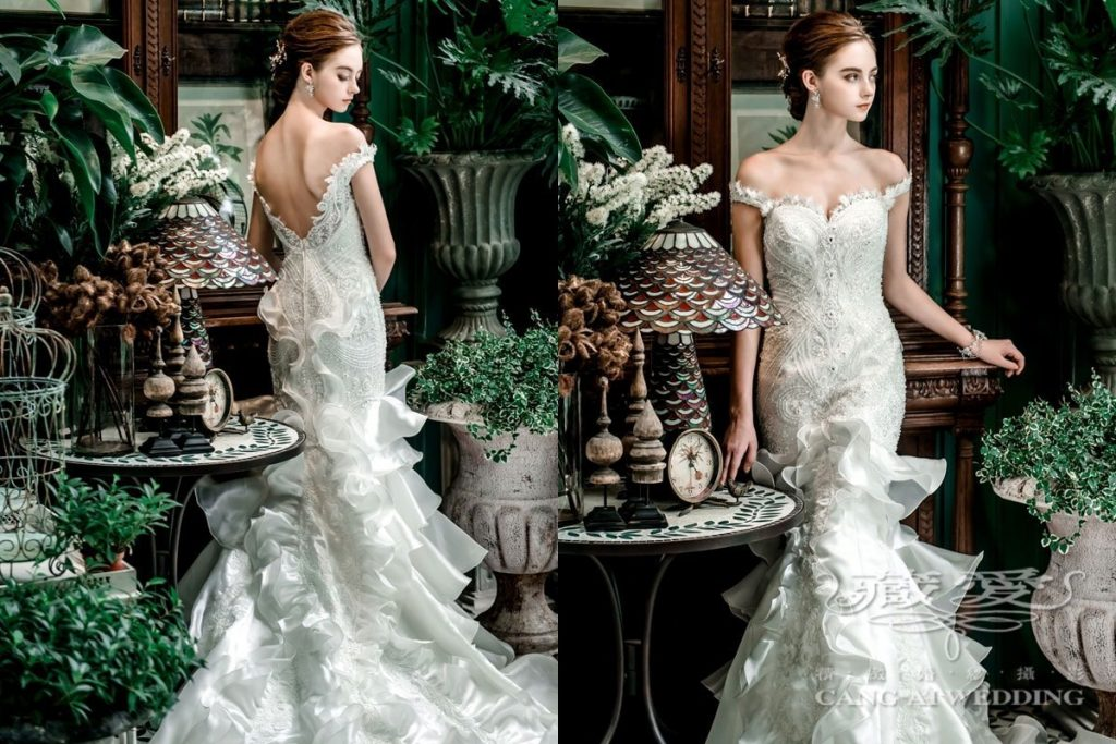 wedding gown double 4 1