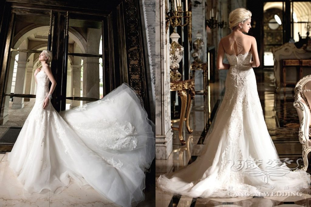 wedding gown double 5 1