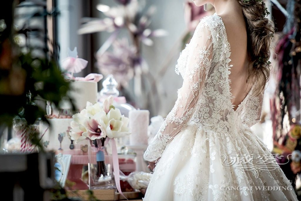 wedding gown double 8 1